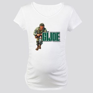 G.I. Joe Logo Maternity T-Shirt