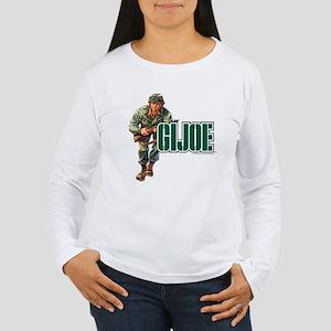 G.I. Joe Logo Women's Long Sleeve T-Shirt