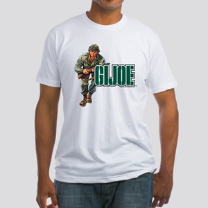G.I. Joe Logo Fitted T-Shirt