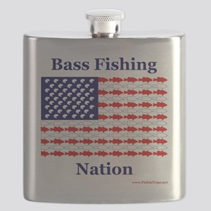bass nation Flask