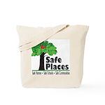 Safe Places Tote Bag
