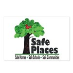 Safe Places Postcards (Package of 8)