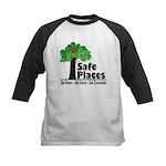 Safe Places Kids Baseball Jersey