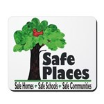 Safe Places Mousepad