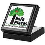 Safe Places Keepsake Box
