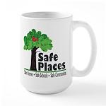 Safe Places Large Mug