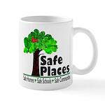 Safe Places Logo Mug