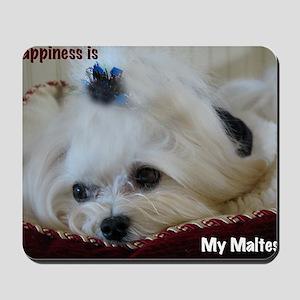 My Maltese Mousepad