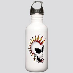 punk-skull-1 Stainless Water Bottle 1.0L