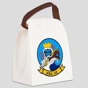 hsl30 Canvas Lunch Bag