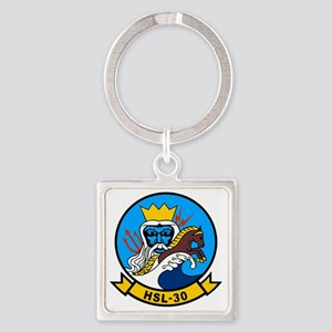 hsl30 Square Keychain