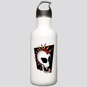 punk-skull-1a Stainless Water Bottle 1.0L