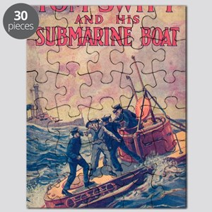 Tom Swift and his Submarine Boat Puzzle