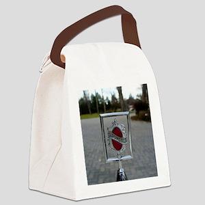 Oldsmobile emblem Canvas Lunch Bag