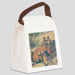Tom Swift and his Electric Runabo Canvas Lunch Bag
