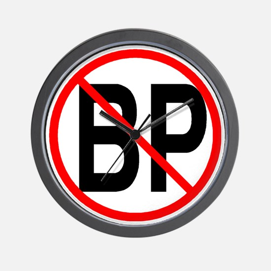 no bp1 Wall Clock