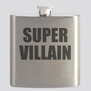 Super Villain W Flask