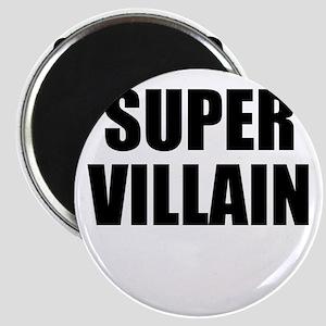 Super Villain W Magnet