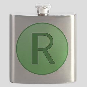 shrinking ray Flask