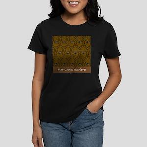 Liver Flat Coats Women's Dark T-Shirt
