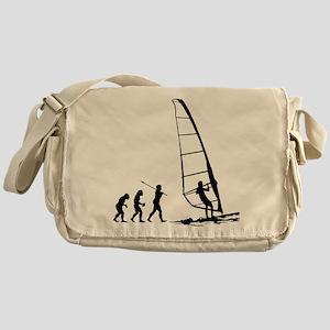 Windsurfer Messenger Bag