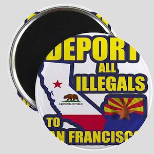 deport_cp_shirt_lt Magnet