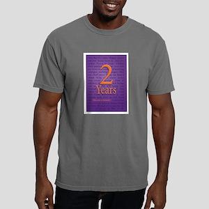 2 Year Recovery Birthda Women's Cap Sleeve T-Shirt
