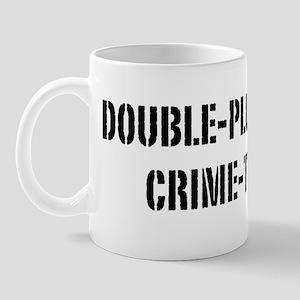 Crimethinkerstick Mug
