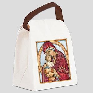 Lovingkindness 8 Canvas Lunch Bag