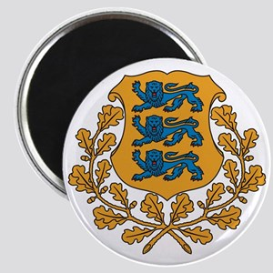 Coat of arms of Estonia Magnet