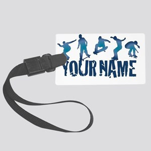 skaters-master Large Luggage Tag