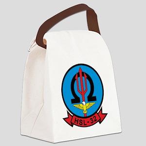 HSL-32 Canvas Lunch Bag