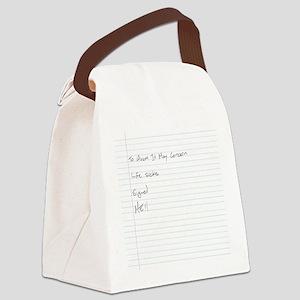 TWIMC_02 Canvas Lunch Bag
