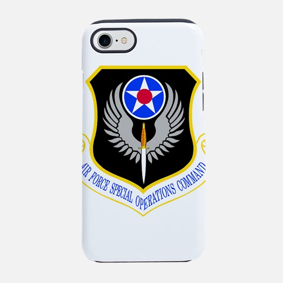 Usaf Special Operations Iphone 7 Tough Case