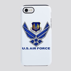 Air Material Command Logo Iphone 7 Tough Case
