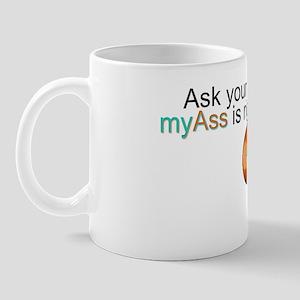 myAss Mug