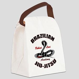 4-LOVI2 Canvas Lunch Bag