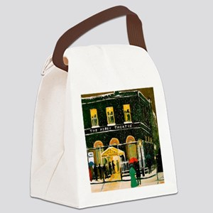 The Abbey Theatre Canvas Lunch Bag