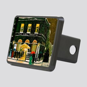 The Abbey Theatre Rectangular Hitch Cover
