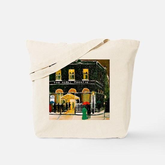 The Abbey Theatre Tote Bag