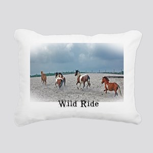 wild_ride Rectangular Canvas Pillow
