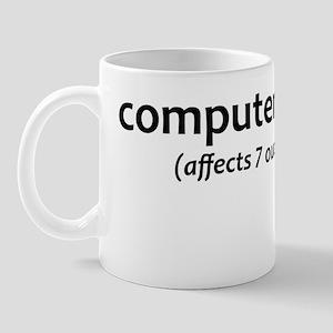 3-illiteracy_wht Mug