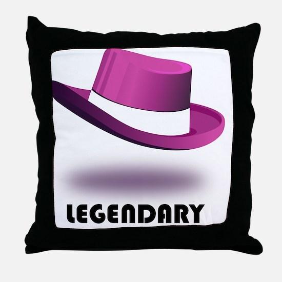 pink_legendary_white[1] Throw Pillow