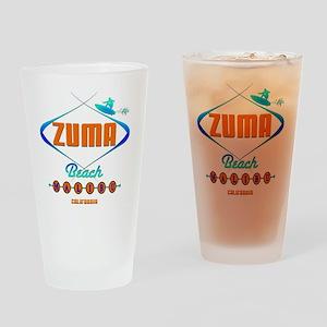 ZUMARETRO Drinking Glass