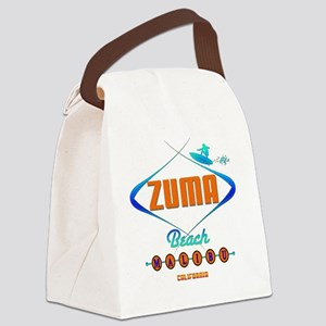 ZUMARETRO Canvas Lunch Bag