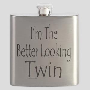 ImTheBetterLookingTwin Flask