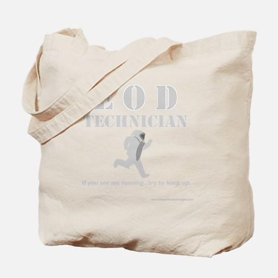 eod tech dark Tote Bag