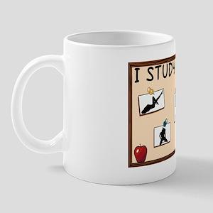 I Study Abroad Mug