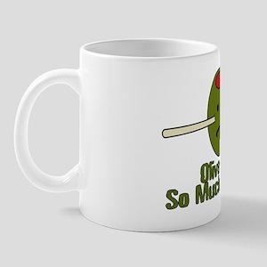 Olive You So Much Mug