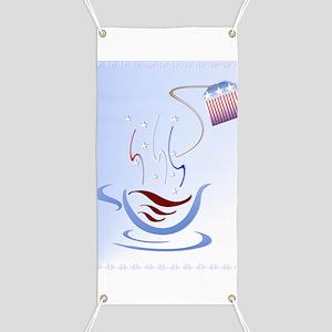 American Tea Cup PosterP Banner